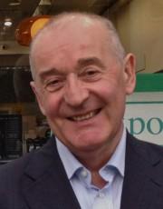 Dr Kieran McKeown
