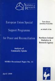 T 1999 Community Uptake Study SSPPR