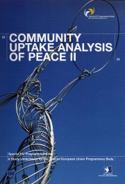 T 2005 Community Uptake Study PEACE II