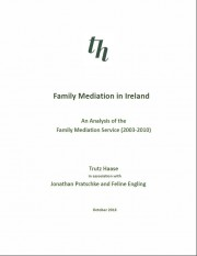 T 2013 Family Mediation in Ireland - FMS 2003 to 2010