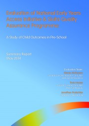 T 2014 Evaluation of NEYAI & Siolta QAP - Summary Report